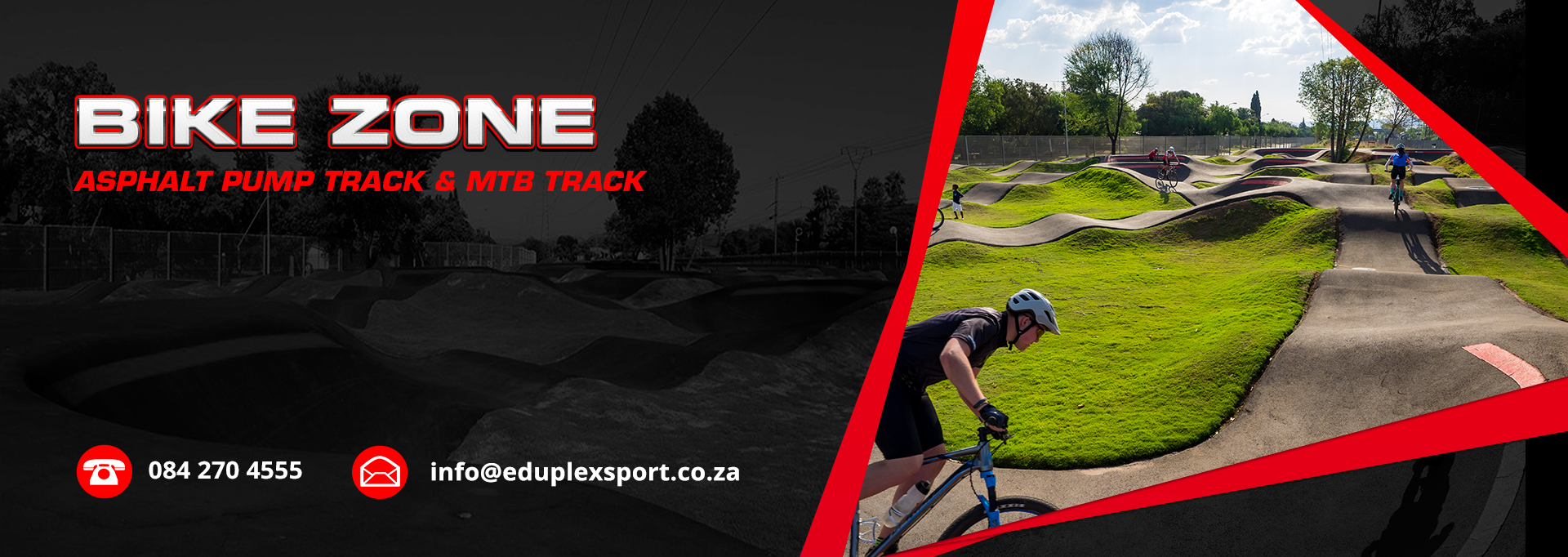 BIKE ZONE Pump Track